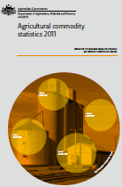 Front page of Agricultural commodity statistics 2011